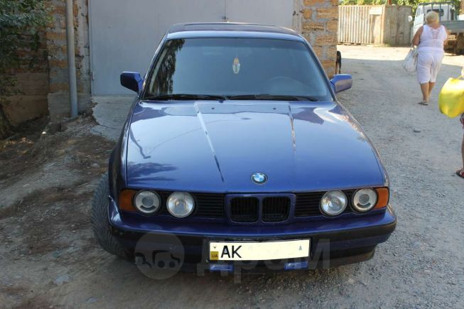 BMW 5-Series, 1991 год, $5200