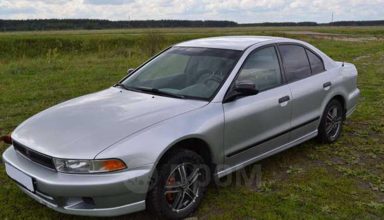 Mitsubishi Galant, 2000 год, 250 000 руб.