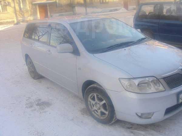 Toyota Corolla Fielder, 2005 год, 380 000 руб.