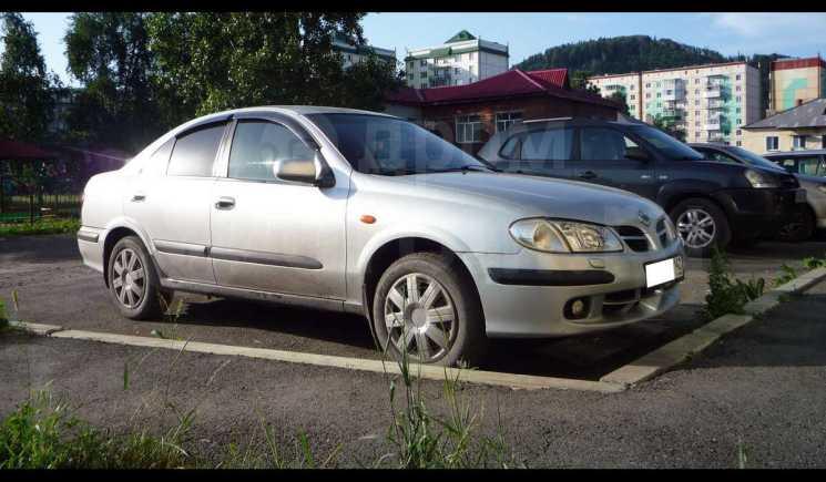 Nissan Almera, 2001 год, 150 000 руб.
