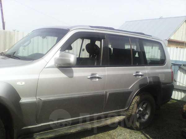 Hyundai Terracan, 2001 год, 500 000 руб.