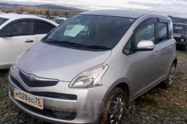 Toyota Ractis, 2006 год, 305 000 руб.