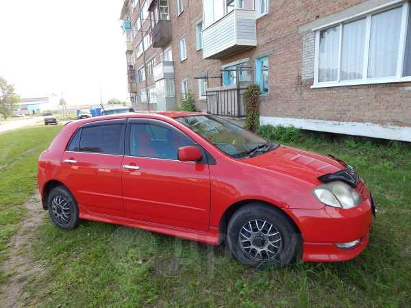 Toyota Allex, 2002 год, 328 000 руб.