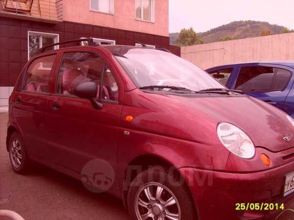 Daewoo Matiz, 2011 год, 210 000 руб.