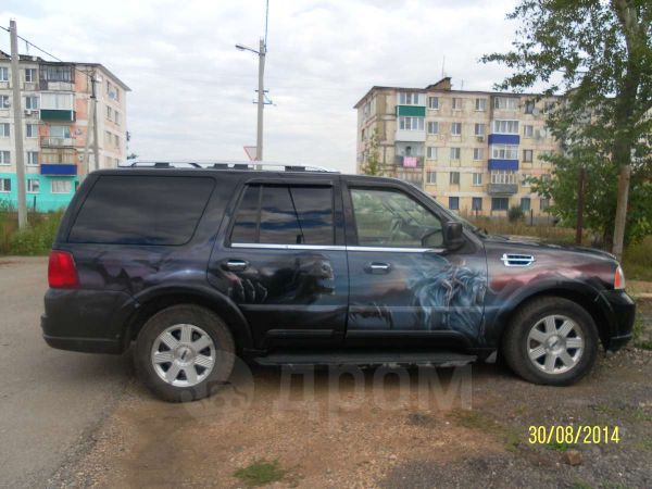 Lincoln Navigator, 2003 год, 800 000 руб.
