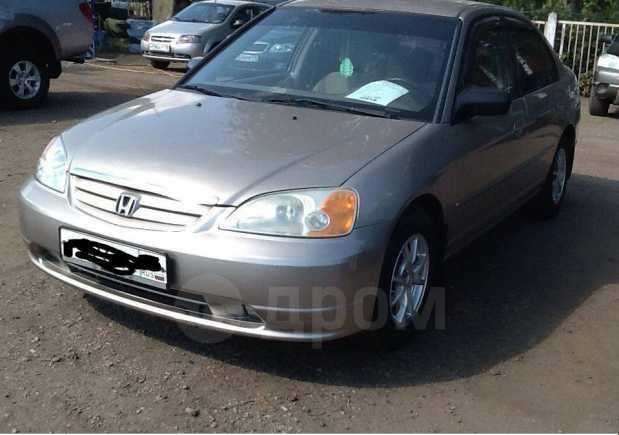 Honda Civic, 2004 год, 340 000 руб.