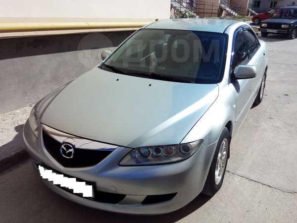 Mazda Mazda6, 2002 год, 340 000 руб.