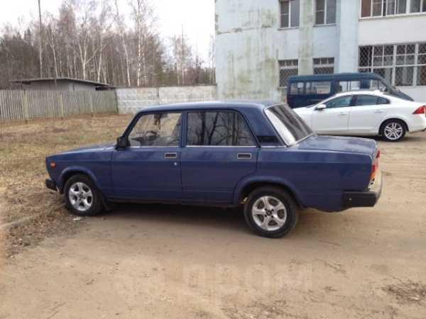 Лада 2107, 2007 год, 40 000 руб.