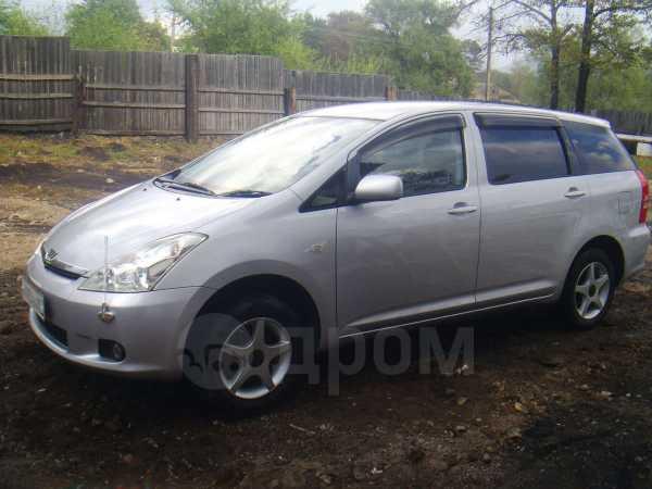 Toyota Wish, 2003 год, 450 000 руб.