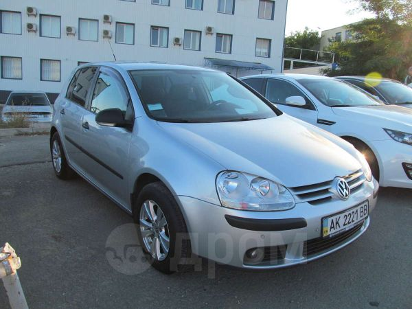 Volkswagen Golf, 2008 год, $12000