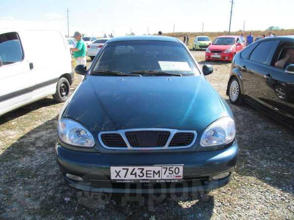 Chevrolet Lanos, 2007 год, $4400