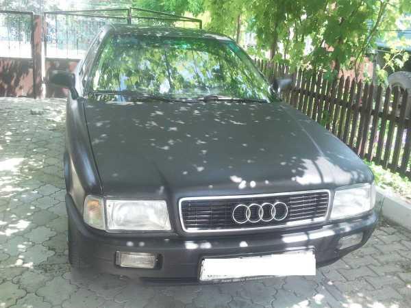 Audi 80, 1991 год, 150 000 руб.