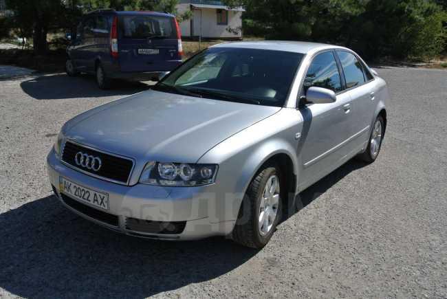 Audi A4, 2002 год, $12999