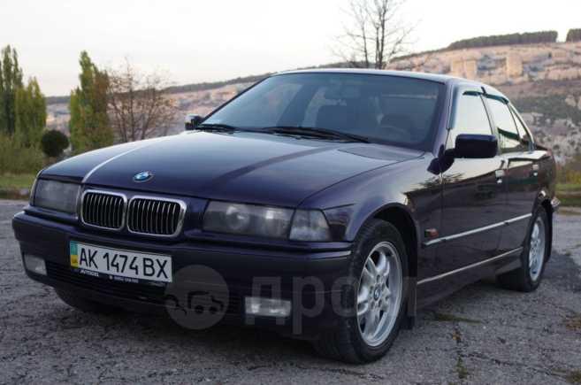 BMW 3-Series, 1996 год, $10500