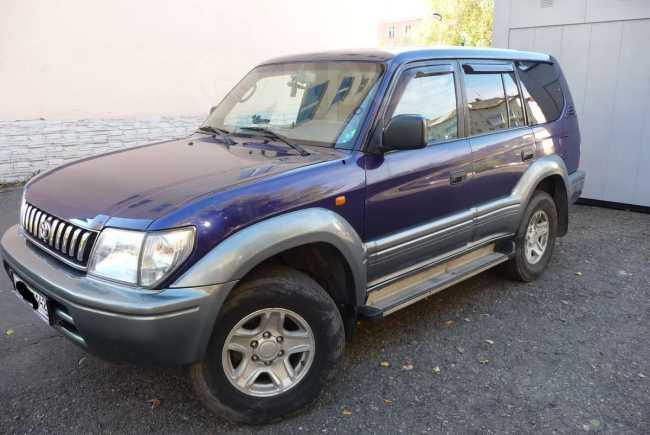 Toyota Land Cruiser Prado, 1997 год, 549 000 руб.