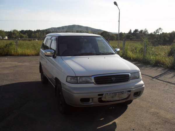 Mazda MPV, 1995 год, 285 000 руб.