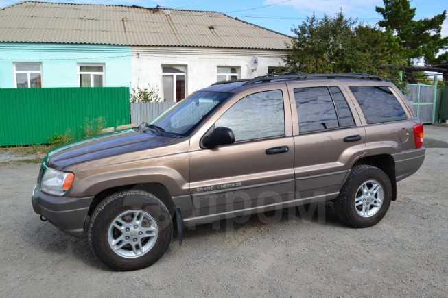 Jeep Grand Cherokee, 2001 год, 370 000 руб.