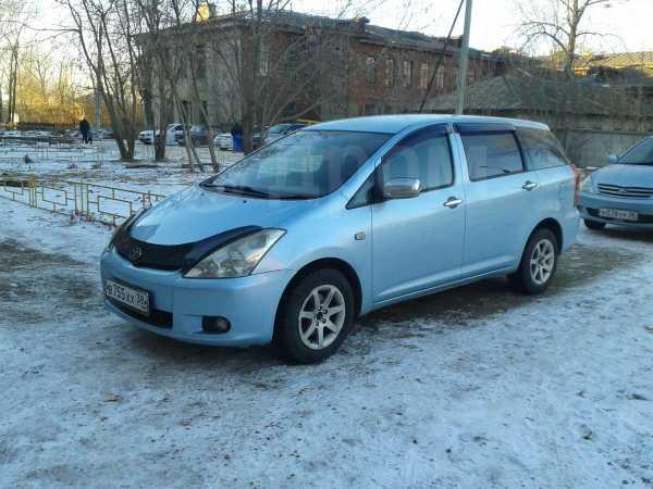 Toyota Wish, 2004 год, 415 000 руб.