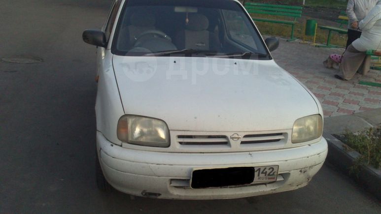 Nissan March, 1993 год, 50 000 руб.