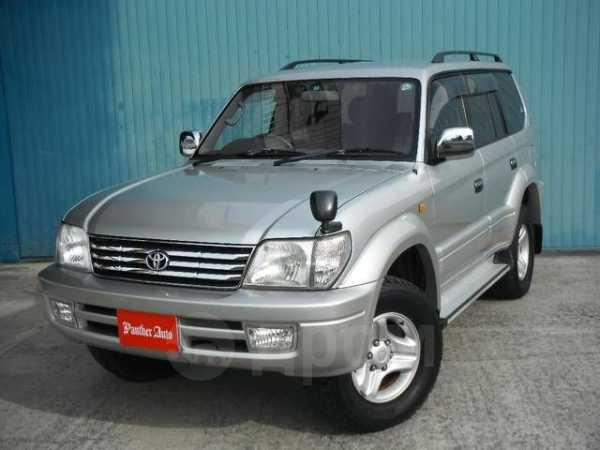 Toyota Land Cruiser Prado, 2001 год, 390 000 руб.