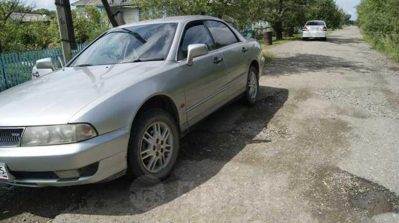 Mitsubishi Diamante, 2000 год, 195 000 руб.