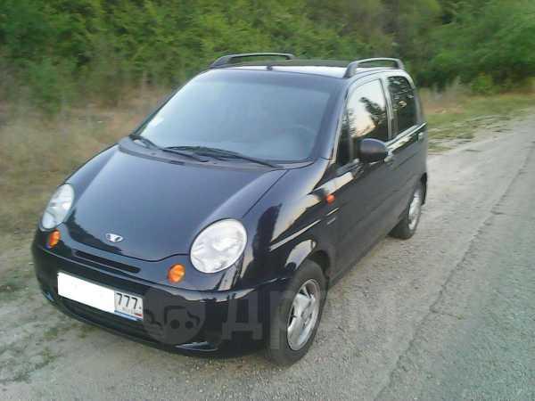 Daewoo Matiz, 2007 год, $6300