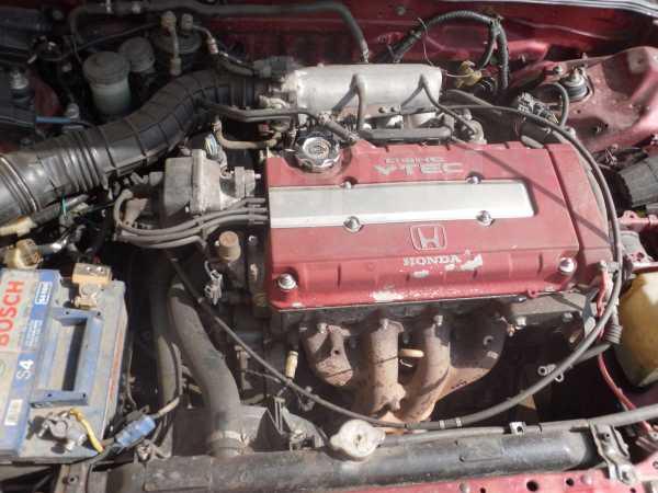Honda Integra, 1991 год, 180 000 руб.