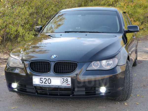 BMW 5-Series, 2004 год, 580 000 руб.