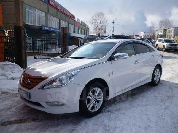 Hyundai Sonata, 2011 год, 665 000 руб.