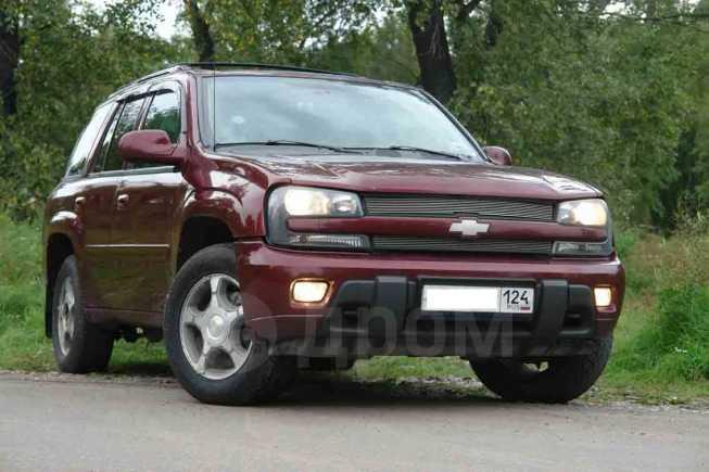 Chevrolet TrailBlazer, 2005 год, 600 000 руб.