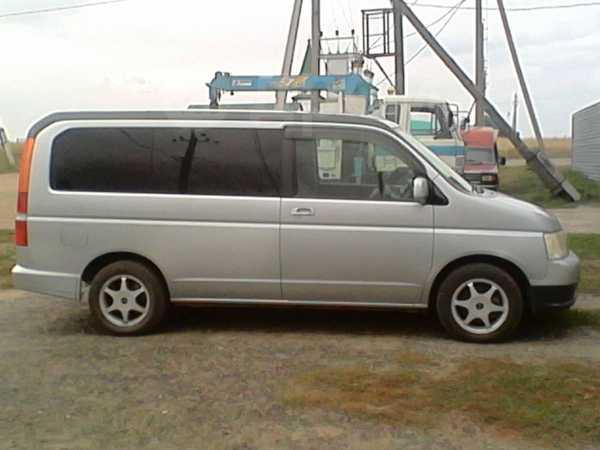 Honda Stepwgn, 2002 год, 350 000 руб.