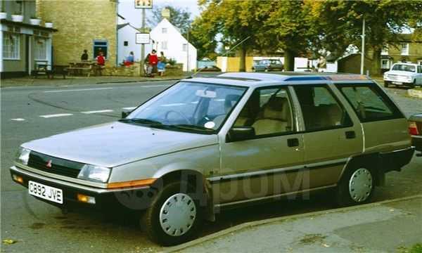 Mitsubishi Space Wagon, 1985 год, 50 000 руб.