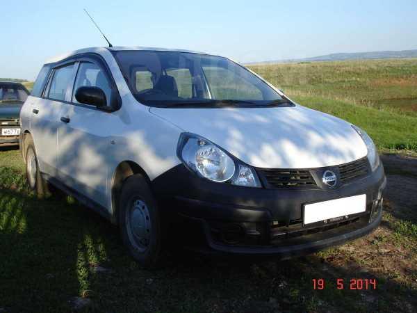 Nissan AD, 2009 год, 370 000 руб.
