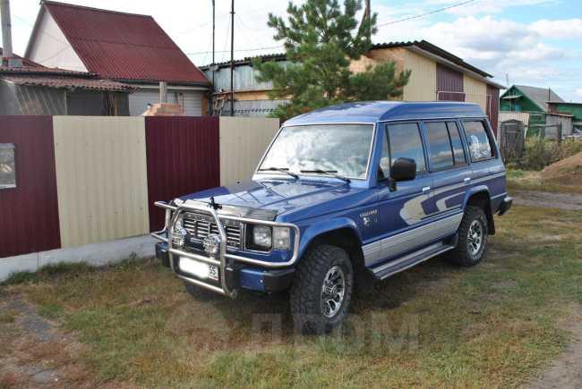 Hyundai Galloper, 1997 год, 330 000 руб.