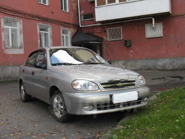 Chevrolet Lanos, 2008 год, 215 000 руб.