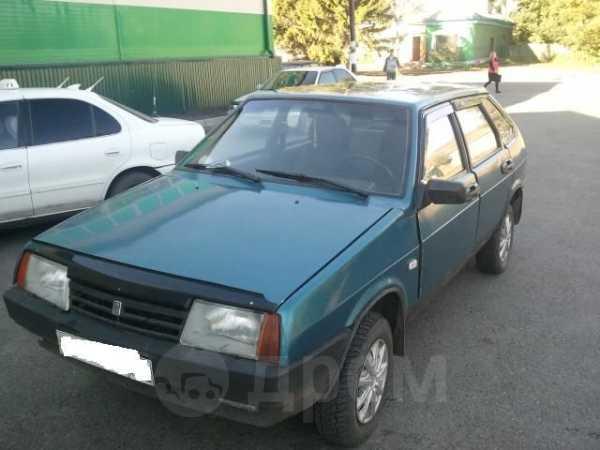 Лада 2109, 1993 год, 45 000 руб.