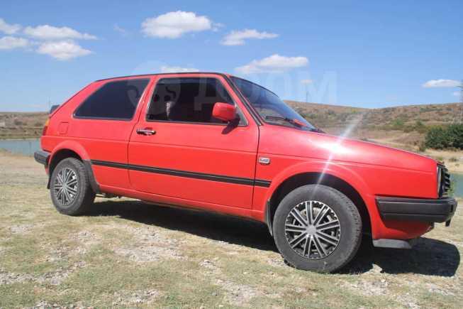 Volkswagen Golf, 1984 год, 90 000 руб.