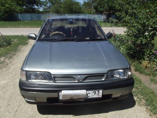Nissan Pulsar, 1993 год, 60 000 руб.