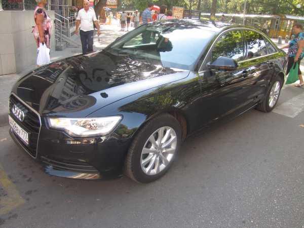 Audi A6, 2014 год, $45000