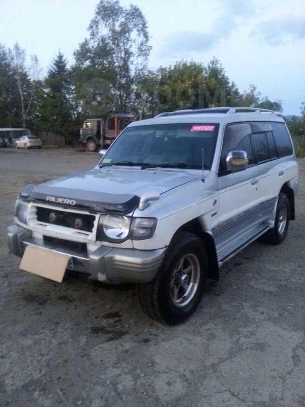 Mitsubishi Pajero, 1998 год, 390 000 руб.