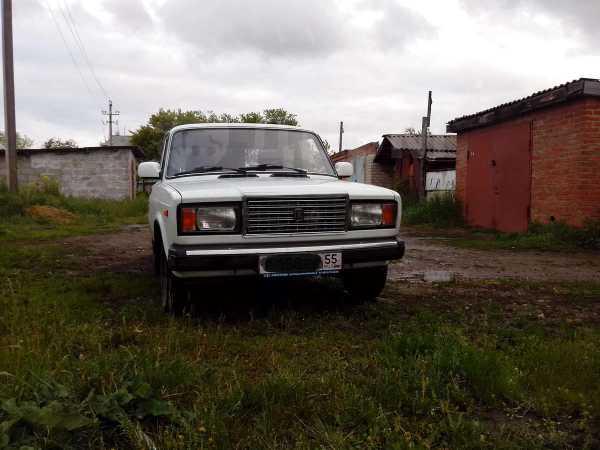 Лада 2107, 2011 год, 160 000 руб.