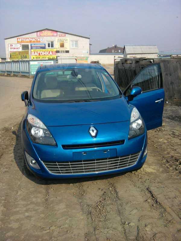 Renault Grand Scenic, 2009 год, 510 000 руб.
