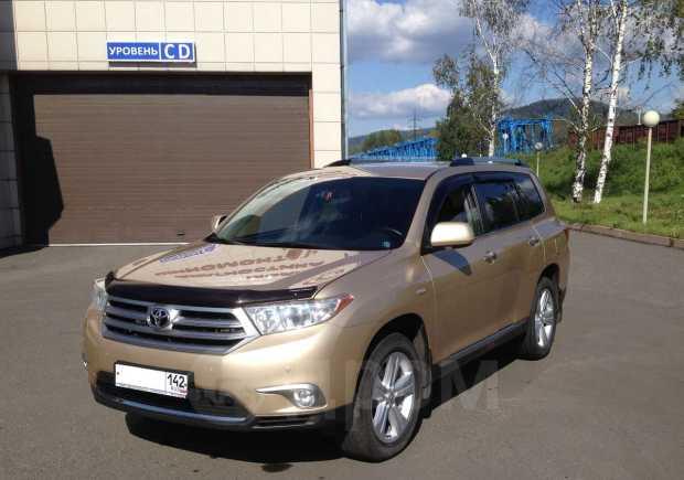 Toyota Highlander, 2012 год, 1 900 000 руб.