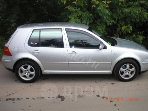 Volkswagen Golf, 2003 год, 160 000 руб.