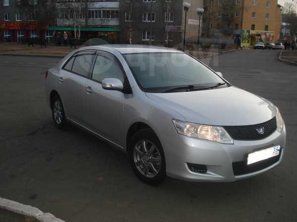 Toyota Allion, 2007 год, 530 000 руб.