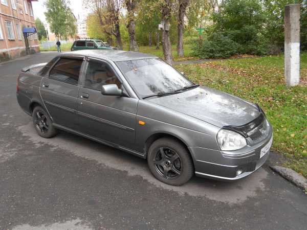 Лада Приора, 2007 год, 185 000 руб.