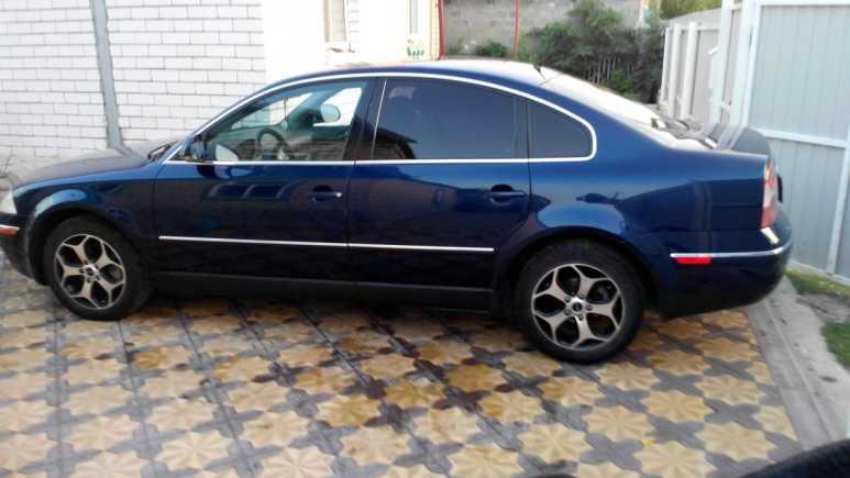 Volkswagen Passat, 2004 год, 395 000 руб.