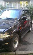 SsangYong Musso, 2002 год, 380 000 руб.