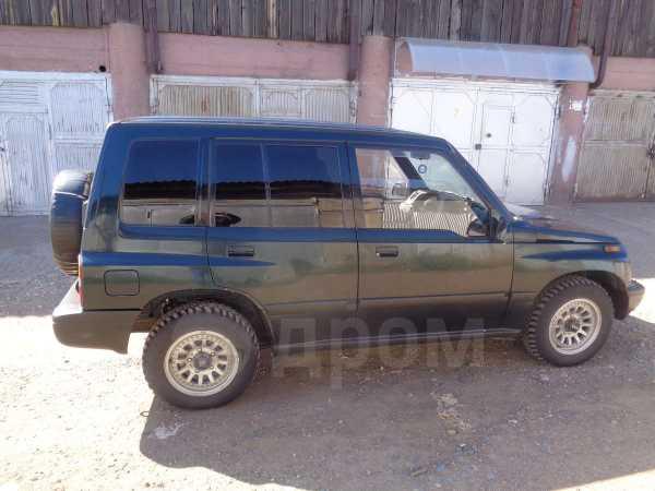 Suzuki Escudo, 1992 год, 270 000 руб.