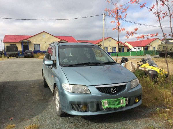 Mazda Premacy, 2004 год, 310 000 руб.